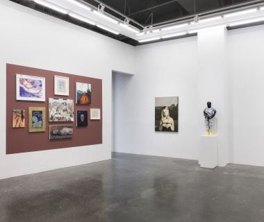 """Deborah Brown and Patty Horing on Curating """"Sit Still"""" at Anna Zorina Gallery in Chelsea"""