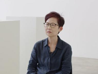 Chung Seoyoung: Knocking Air
