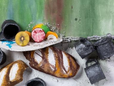 Kianja Strobert at Art Omi
