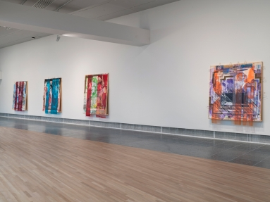 Tomashi Jackson: Love Rollercoaster review in Frieze