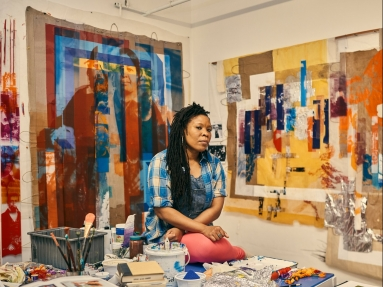 Tomashi Jackson: The Land Claim at the Parrish Art Museum