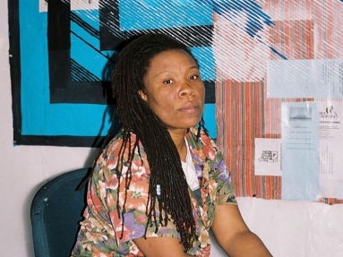 Interview with Tomashi Jackson in ARTnews