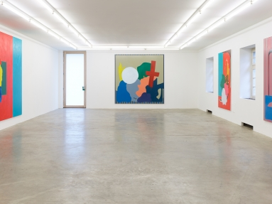 Egan Frantz at Neuer Aachener Kunstverein