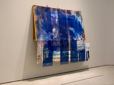 Tomashi Jackson in Off the Record at the Guggenheim