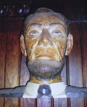 Rachel Harrison: Abraham Lincoln