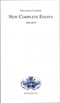 New Complete Essays 1984-2019
