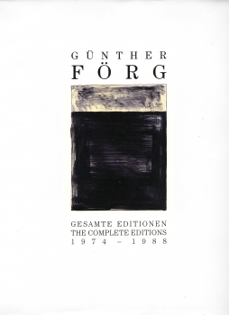 Günther Förg: The Complete Editions
