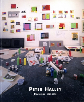 Peter Halley; Drawings 1991-1995