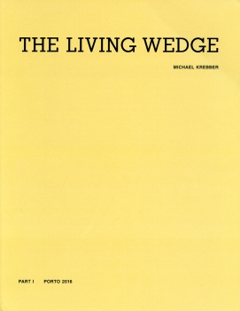 Michael Krebber: The Living Wedge