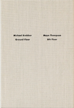 Michael Krebber and Mayo Thompson: Ground Floor 8th Floor