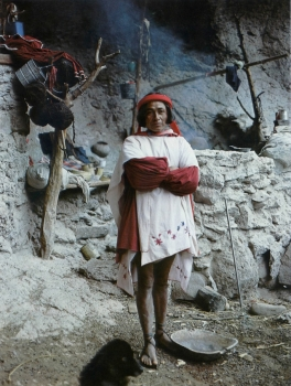 AFTER ARTAUD: AN INTRODUCTION TO TARAHUMARA LIFESTYLE, TABOOS, RITUALS AND RELIGION
