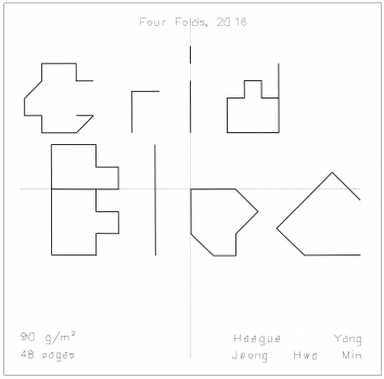 Haegue Yang: Four Folds, Grid Bloc