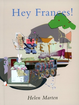 Helen Marten: Hey Frances!