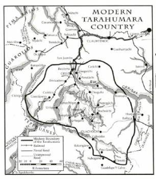 AFTER ARTAUD: THE SIERRA TARAHUMARA