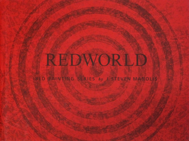 REDWORLD: Red Painting Series