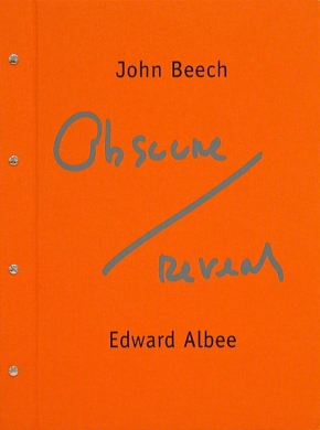 John Beech and Edward Albee