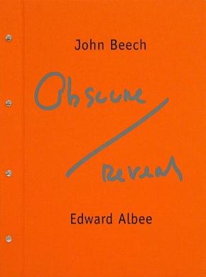 John Beech and Edward Albee