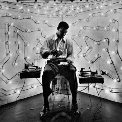 Art Institute of Chicago Opens INVISIBLE MAN: GORDON PARKS AND RALPH ELLISON IN HARLEM Today