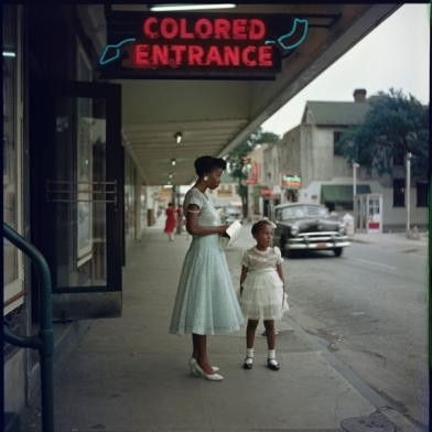 """Reviews: 'Gordon Parks: Segregation Story' at the High Museum of Art and 'Gordon Parks: Back to Fort Scott' at the Museum of Fine Arts"""