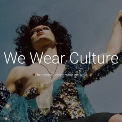 """""""We Wear Culture"""" Presents 3,000 Years of Fashion History"""