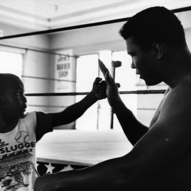 Gordon Parks' Vision of Muhammad Ali