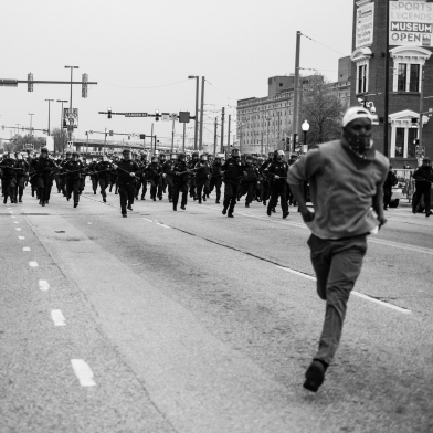 Remembering the Baltimore Riots Through the Eyes of Photographer Devin Allen