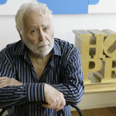 Pop hero Robert Indiana dies at age 89