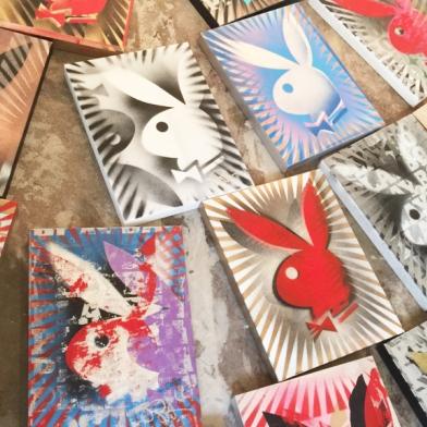 Burton Morris: Pop Artist Reimagines the Rabbit