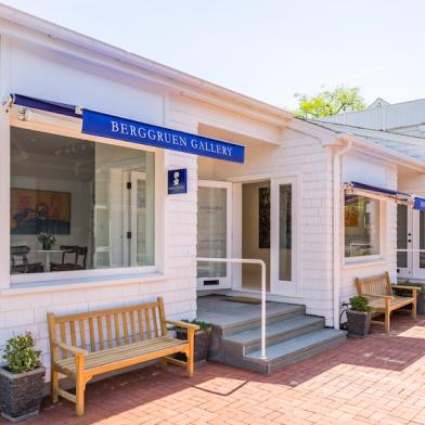Berggruen Gallery Opens In East Hampton Village