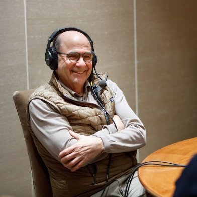 Podcast: Magical Thinking with Sculptor Joel Shapiro