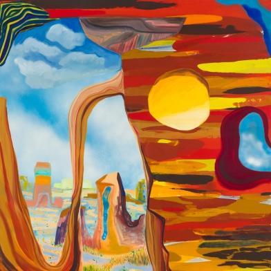 Shara Hughes | 4 Art Gallery Exhibitions for Summer