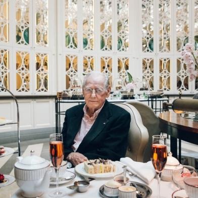At Tea With the Legendary Painter Wayne Thiebaud