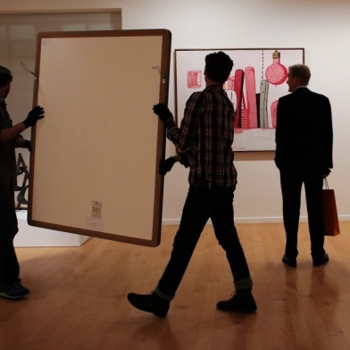 At 45, gallery looks back - and forward