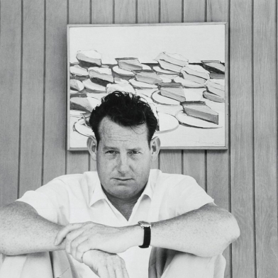 Wayne Thiebaud | 'Enjoy It When You Have It, But Don't Have Too Much': Artist Wayne Thiebaud on How to Savor Cake While Staying Healthy at 100 Years Old