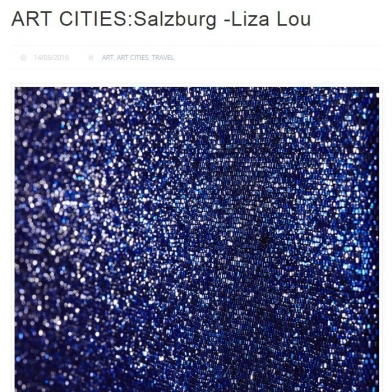 Art Citites: Salzburg - Liza Lou