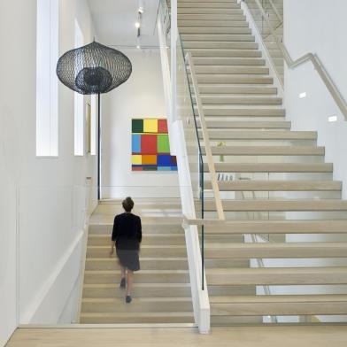 Helen Frankenthaler: Paintings, Berggruen Gallery   The Top 8 Fall Art Shows for Architecture Lovers