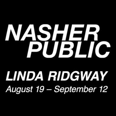 Linda Ridgway   Nasher Sculpture Center