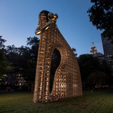 Martin Puryear Chosen for U.S. Pavillion at Venice Biennale