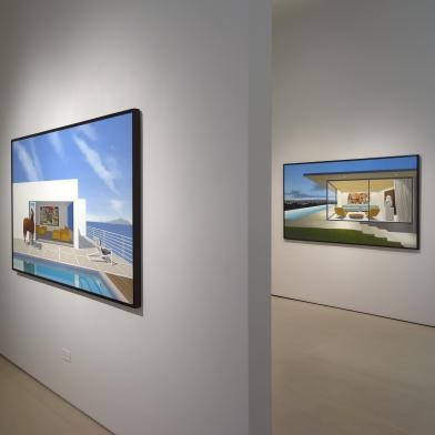 Tom McKinley: Paintings   McClain Gallery