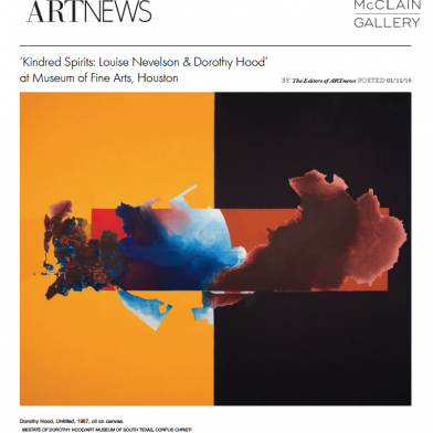 January 2019 ArtNews
