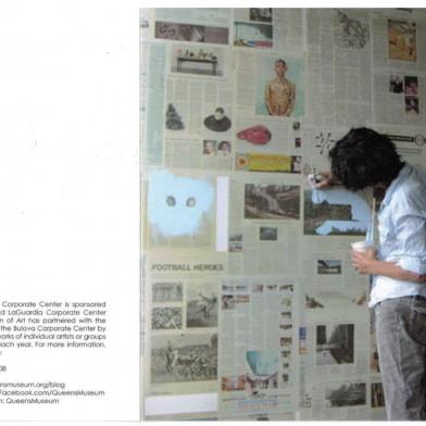 2013 Queens Museum of Art Publication