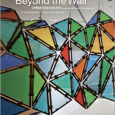 January 2012 Canadian Art Magazine