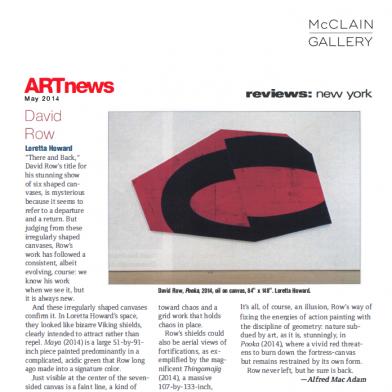 May 2014 ARTnews