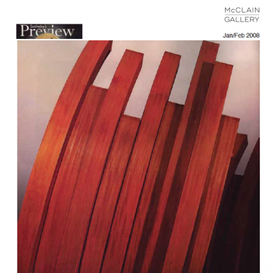 January 2008 Sotheby's Preview