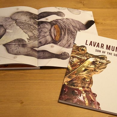 Lavar Munroe Exhibition Catalogue wins the 2019 Florida Print Award