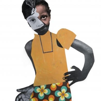 Deborah Roberts Interviewed by Antwaun Sargent on VICE