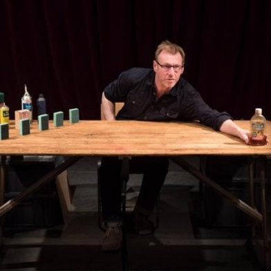 LA Times Reviews Tim Etchells' Forced Entertainment Production of 'Table Top Shakespeare'