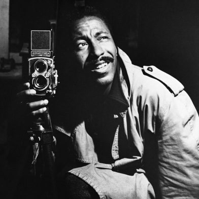 Gordon Parks Featured in Artnet