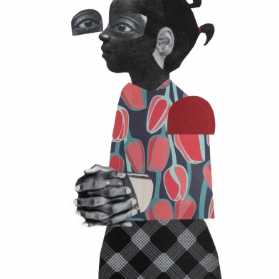 Deborah Roberts: Uninterrupted Reviewed by SF Chronicle