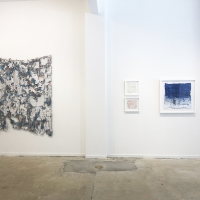 Rachel Meginnes is included in the group exhibition- NC Artist Fellows: Escapes and Revelations at SECCA